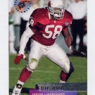 1995 Stadium Club Football #072 Eric Hill - Arizona Cardinals