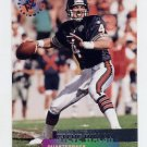 1995 Stadium Club Football #061 Steve Walsh - Chicago Bears