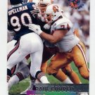 1995 Stadium Club Football #055 Paul Gruber - Tampa Bay Buccaneers