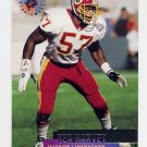 1995 Stadium Club Football #051 Ken Harvey - Washington Redskins
