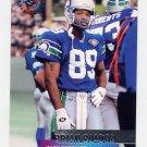 1995 Stadium Club Football #023 Brian Blades - Seattle Seahawks