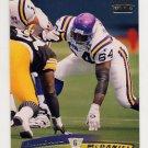 1996 Stadium Club Football #108 Randall McDaniel - Minnesota Vikings