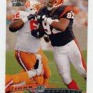 1996 Stadium Club Football #088 John Copeland - Cincinnati Bengals