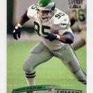 1996 Stadium Club Football #049 William Fuller - Philadelphia Eagles