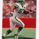 1996 Stadium Club Football #035 Marvin Washington - New York Jets
