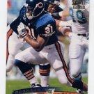 1996 Stadium Club Football #031 Rashaan Salaam - Chicago Bears