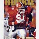 1992 Skybox Impact Football #342 Chester McGlockton RC - Los Angeles Raiders