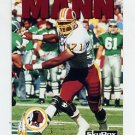 1992 Skybox Impact Football #125 Charles Mann - Washington Redskins
