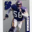 1992 Skybox Prime Time Football #338 Chris Doleman - Minnesota Vikings