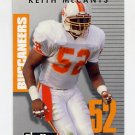 1992 Skybox Prime Time Football #203 Keith McCants - Tampa Bay Buccaneers