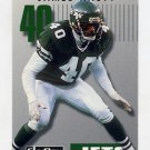 1992 Skybox Prime Time Football #120 James Hasty - New York Jets