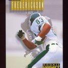 1994 Skybox Impact Football #294 Rob Fredrickson RC - Los Angeles Raiders