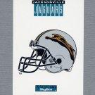 1994 Skybox Impact Football #272 Jacksonville Jaguars Ex