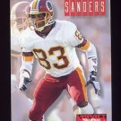 1994 Skybox Impact Football #265 Ricky Sanders - Washington Redskins