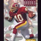 1994 Skybox Impact Football #256 Reggie Brooks - Washington Redskins