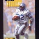 1994 Skybox Impact Football #245 John L. Williams - Seattle Seahawks