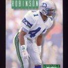 1994 Skybox Impact Football #243 Eugene Robinson - Seattle Seahawks