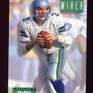 1994 Skybox Impact Football #242 Rick Mirer - Seattle Seahawks