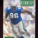1994 Skybox Impact Football #240 Cortez Kennedy - Seattle Seahawks