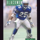 1994 Skybox Impact Football #238 Robert Blackmon - Seattle Seahawks