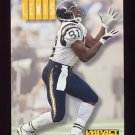 1994 Skybox Impact Football #224 Nate Lewis - San Diego Chargers