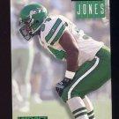 1994 Skybox Impact Football #197 Marvin Jones - New York Jets