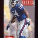 1994 Skybox Impact Football #185 Michael Brooks - New York Giants