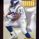 1994 Skybox Impact Football #165 Scottie Graham RC - Minnesota Vikings