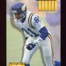 1994 Skybox Impact Football #155 Anthony Carter - Minnesota Vikings