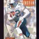1994 Skybox Impact Football #149 Mark Ingram - Miami Dolphins