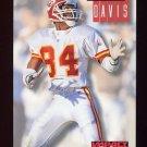 1994 Skybox Impact Football #120 Willie Davis - Kansas City Chiefs