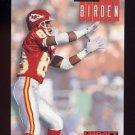 1994 Skybox Impact Football #118 J.J. Birden - Kansas City Chiefs