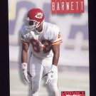 1994 Skybox Impact Football #117 Tim Barnett - Kansas City Chiefs