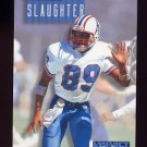 1994 Skybox Impact Football #103 Webster Slaughter - Houston Oilers