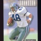 1994 Skybox Impact Football #066 Daryl Johnston - Dallas Cowboys
