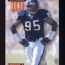 1994 Skybox Impact Football #034 Richard Dent - Chicago Bears