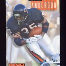 1994 Skybox Impact Football #032 Neal Anderson - Chicago Bears