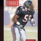 1994 Skybox Impact Football #020 Jessie Tuggle - Atlanta Falcons