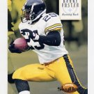 1994 Skybox Premium Football #128 Barry Foster - Pittsburgh Steelers