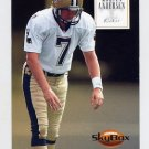 1994 Skybox Premium Football #103 Morten Andersen - New Orleans Saints