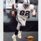 1994 Skybox Premium Football #083 James Jett - Los Angeles Raiders