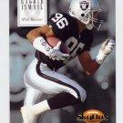 1994 Skybox Premium Football #080 Rocket Ismail - Los Angeles Raiders