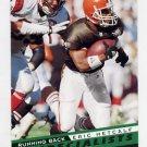 1995 Skybox Impact Football #158 Eric Metcalf - Cleveland Browns