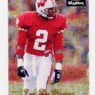 1995 Skybox Premium Football #186 Lee DeRamus RC - New Orleans Saints