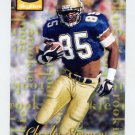 1995 Skybox Premium Football #185 Charlie Simmons RC - Green Bay Packers