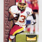 1995 Skybox Premium Football #138 Tydus Winans - Washington Redskins