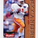 1995 Skybox Premium Football #132 Jackie Harris - Tampa Bay Buccaneers