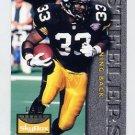 1995 Skybox Premium Football #104 Byron Bam Morris - Pittsburgh Steelers