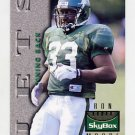1995 Skybox Premium Football #097 Ronald Moore - New York Jets