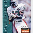 1995 Skybox Premium Football #071 Terry Kirby - Miami Dolphins